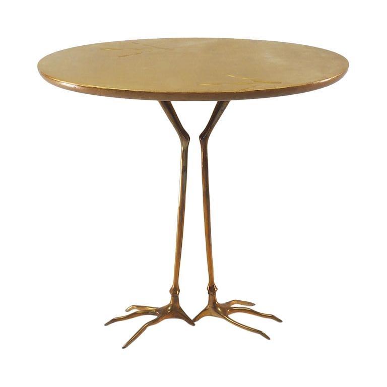 Meret Oppenheim 'Traccia' Table, Studio Simon, Italy, circa 1972 For Sale