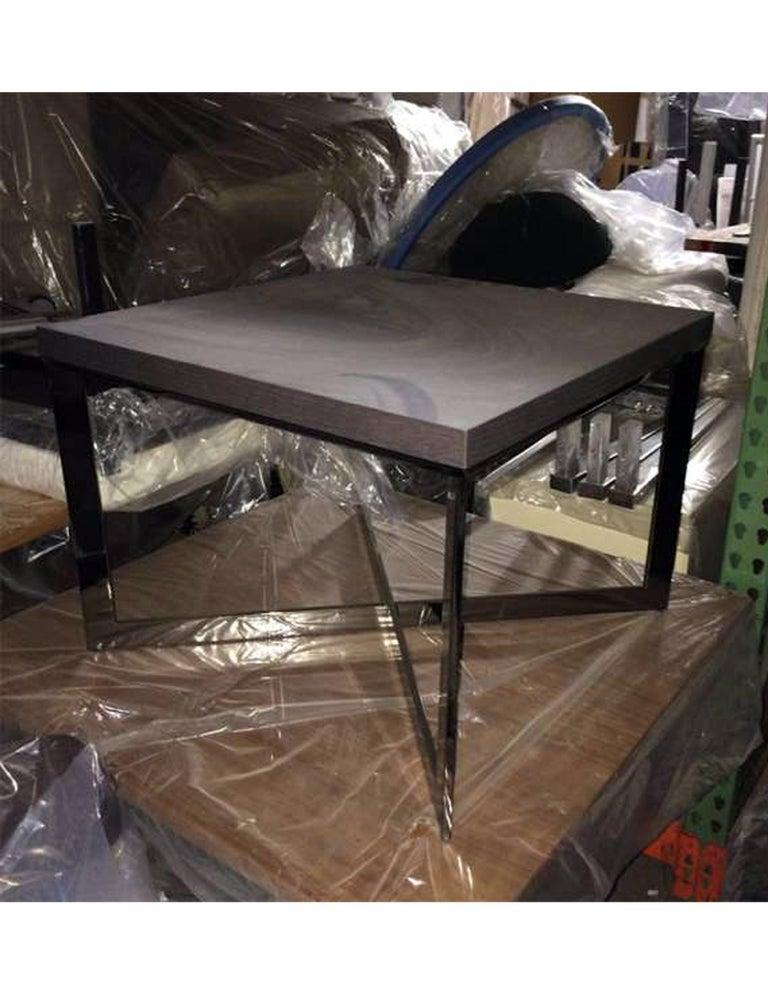 Meridiani cross coffee table.  23.62