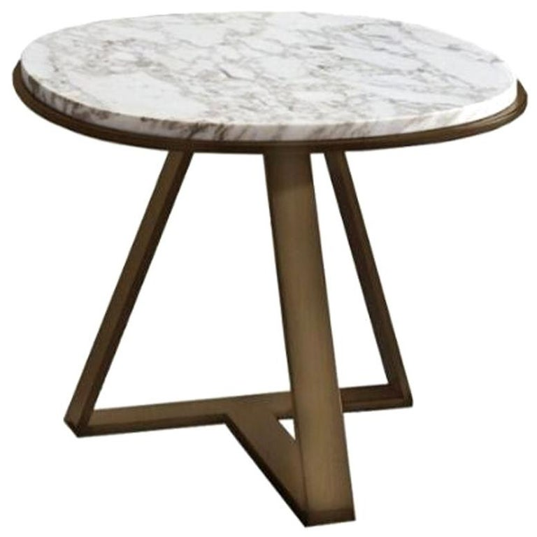 Meridiani Judd, Editions Shine Low Table Designed by Andrea Parisio For Sale