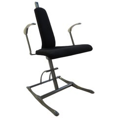 Meridio Office Chair by Michael Dye for Hille 1990s