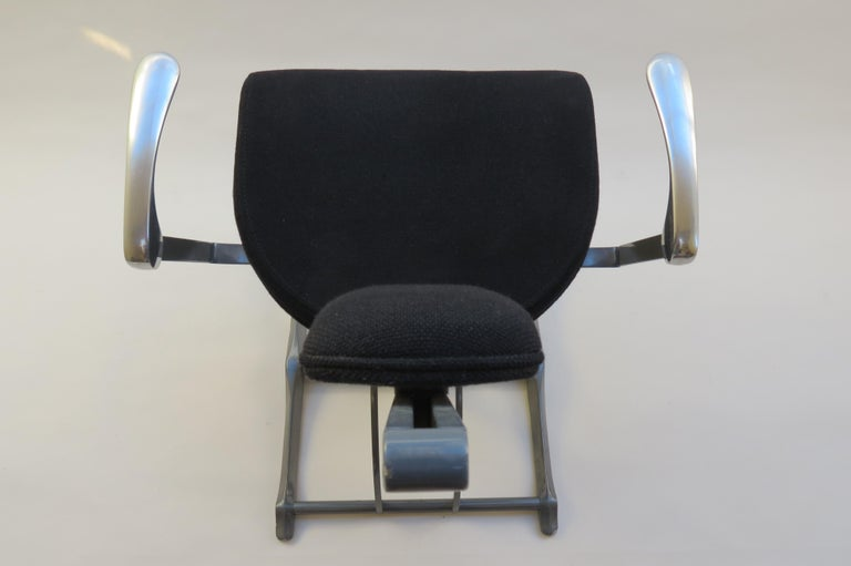 Meridio Office Chair Desk Chair by Michael Dye for Hille, 1990s 3