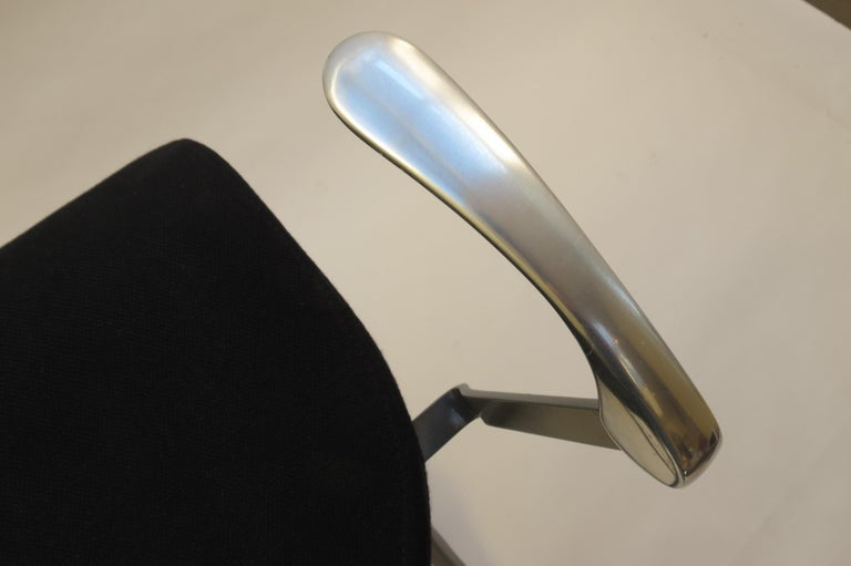 Meridio Office Chair Desk Chair by Michael Dye for Hille, 1990s 4