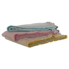Merino Wool and Bamboo Blankets