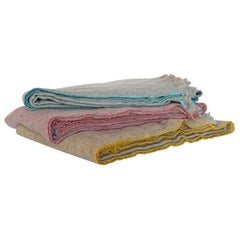 Merino Wool and Bamboo Blankets