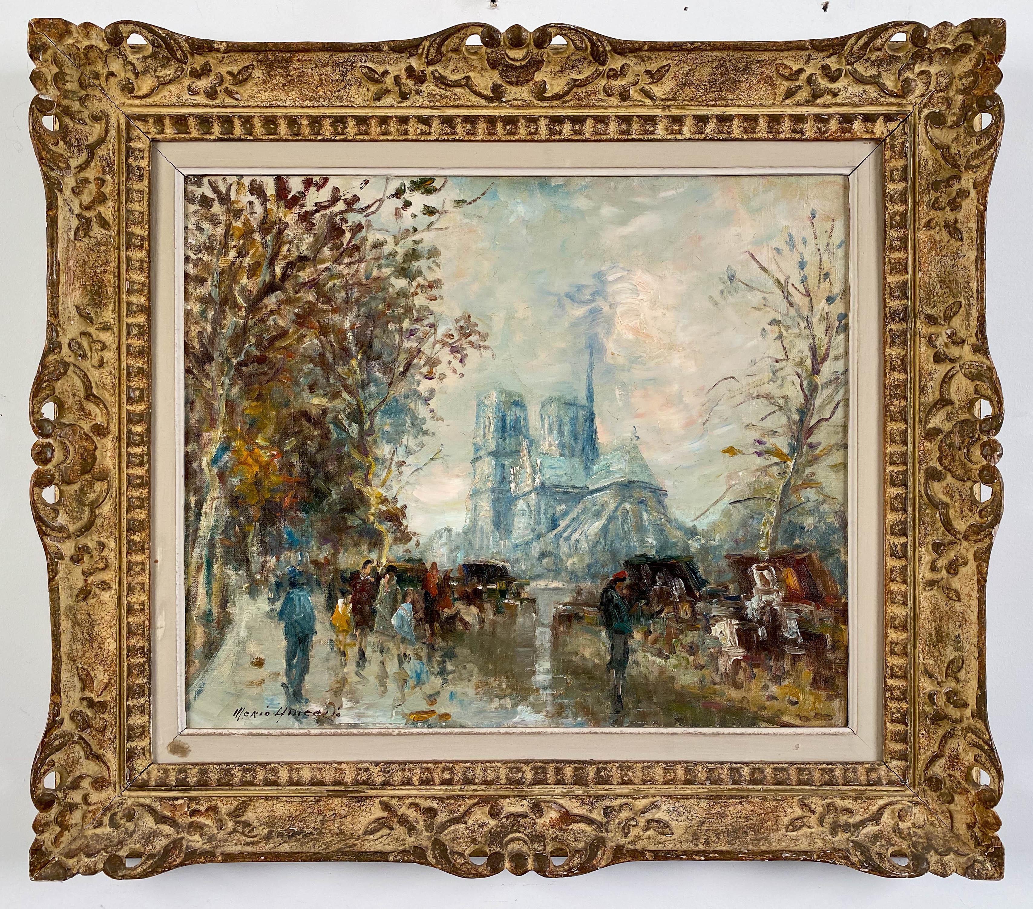 Notre Dame, Autonne