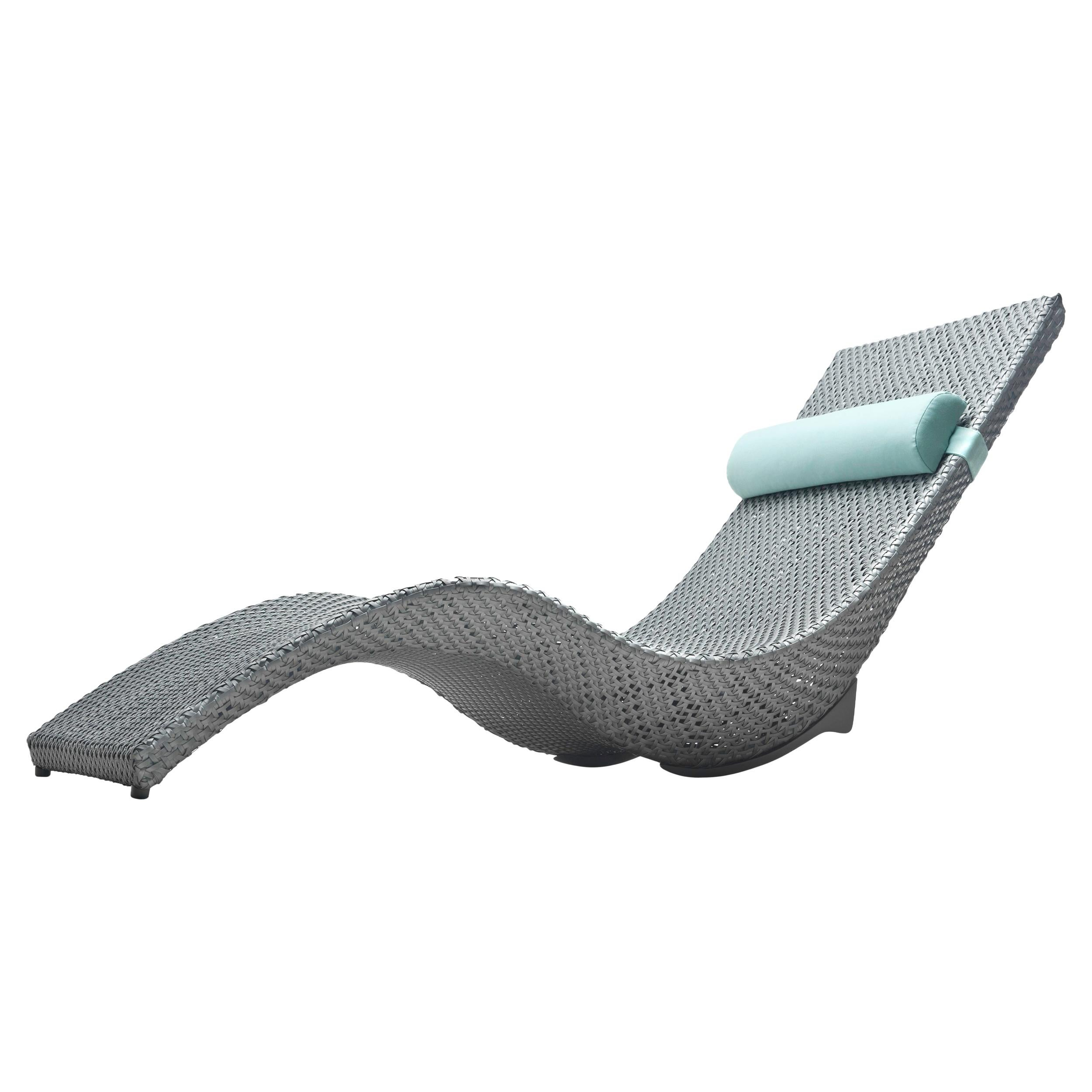 Mermaid Chaise Lounge by Kenneth Cobonpue