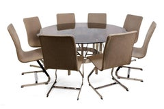 Merrow Associates Dining Table and 8 chairs