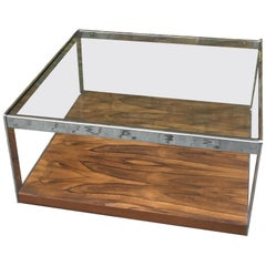Merrow&Associates Coffee Table by Richard Young, 1970s Coffee Table