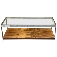 Merrow & Associates Coffee Table by Richard Young, Vintage Coffee Table