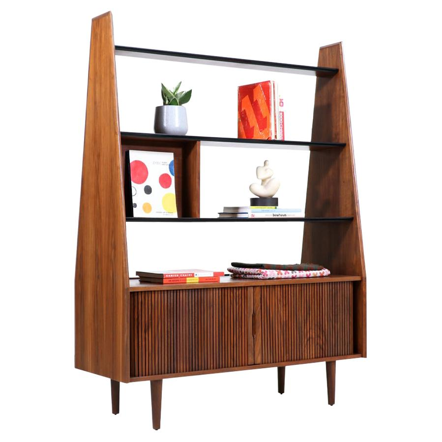 Dillingham Manufacturing Company Bookcases