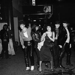 Five Fashionable Rejects (With JudiJupiter) Studio 54, NY, NY October 1978