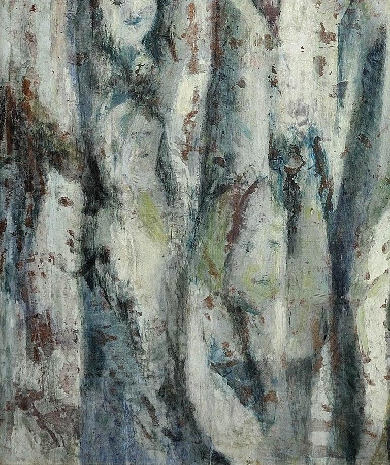 Enigma. Original Oil Painting. Eccentric & Bohemian. Modern British. Welsh. For Sale 6