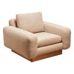 Mesa Lounge Chair by Lawson-Fenning
