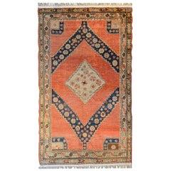 Mesmerizing Early 20th Century Samarkand Rug