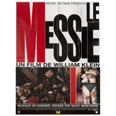 Messiah 1999 French Grande Film Poster