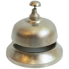 Metal Desk Bell