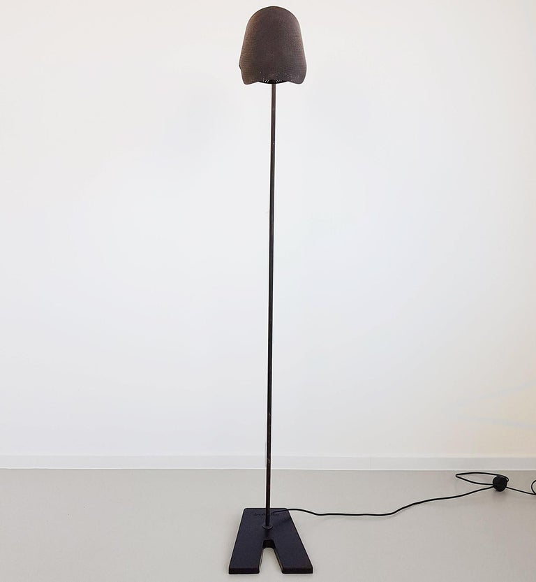 Metal Floor lamp by Diesel with Foscarini For Sale 3