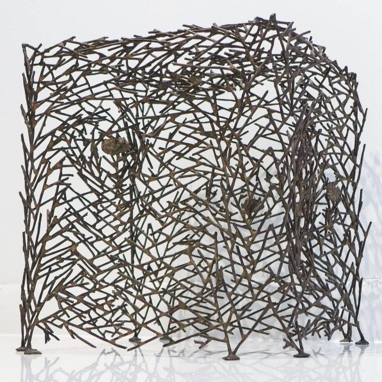 American Richard Filipowski Metal Sculpture,