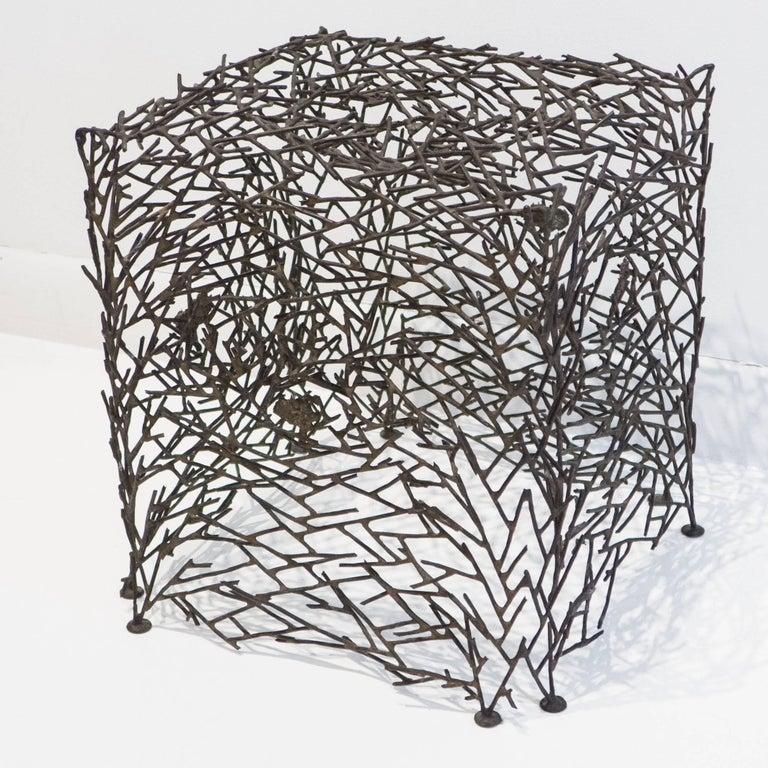 Richard Filipowski Metal Sculpture,