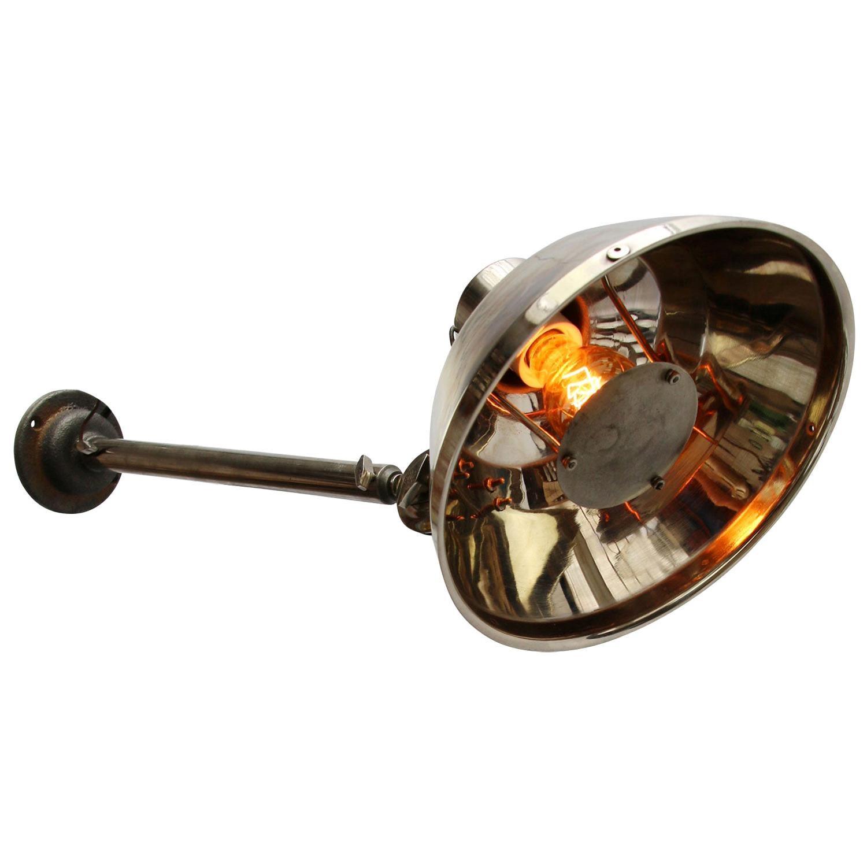 Metal Vintage Industrial Medical Surgery Wall Lights