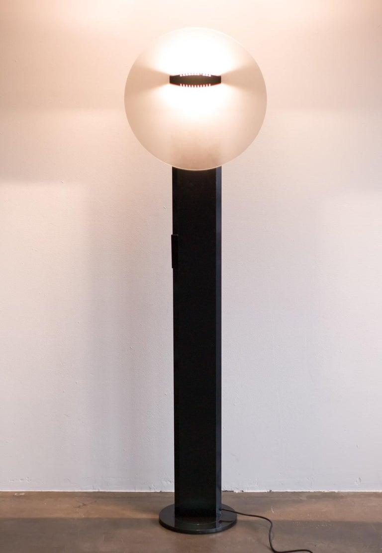 Enameled Metalarte Floor Lamp by Estudi Blanc For Sale