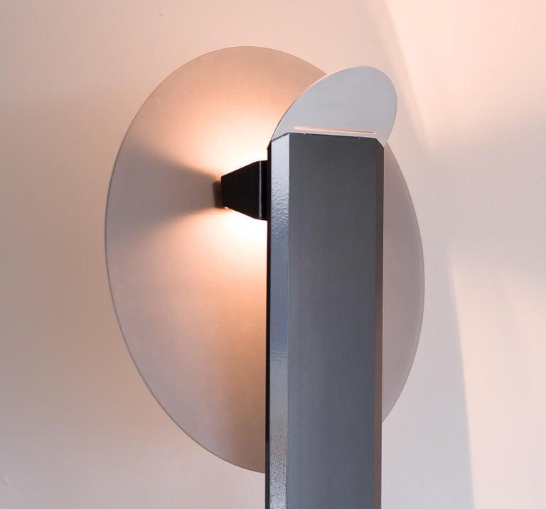 Aluminum Metalarte Floor Lamp by Estudi Blanc For Sale