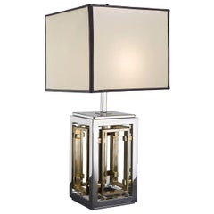 Metallux Table Lamp by Fratelli Boffi