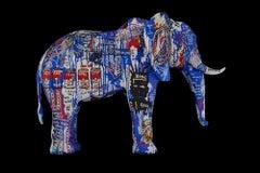 """ELEPHANT Giant """"BROKEN OPEN"""" feat. Basquiat"""