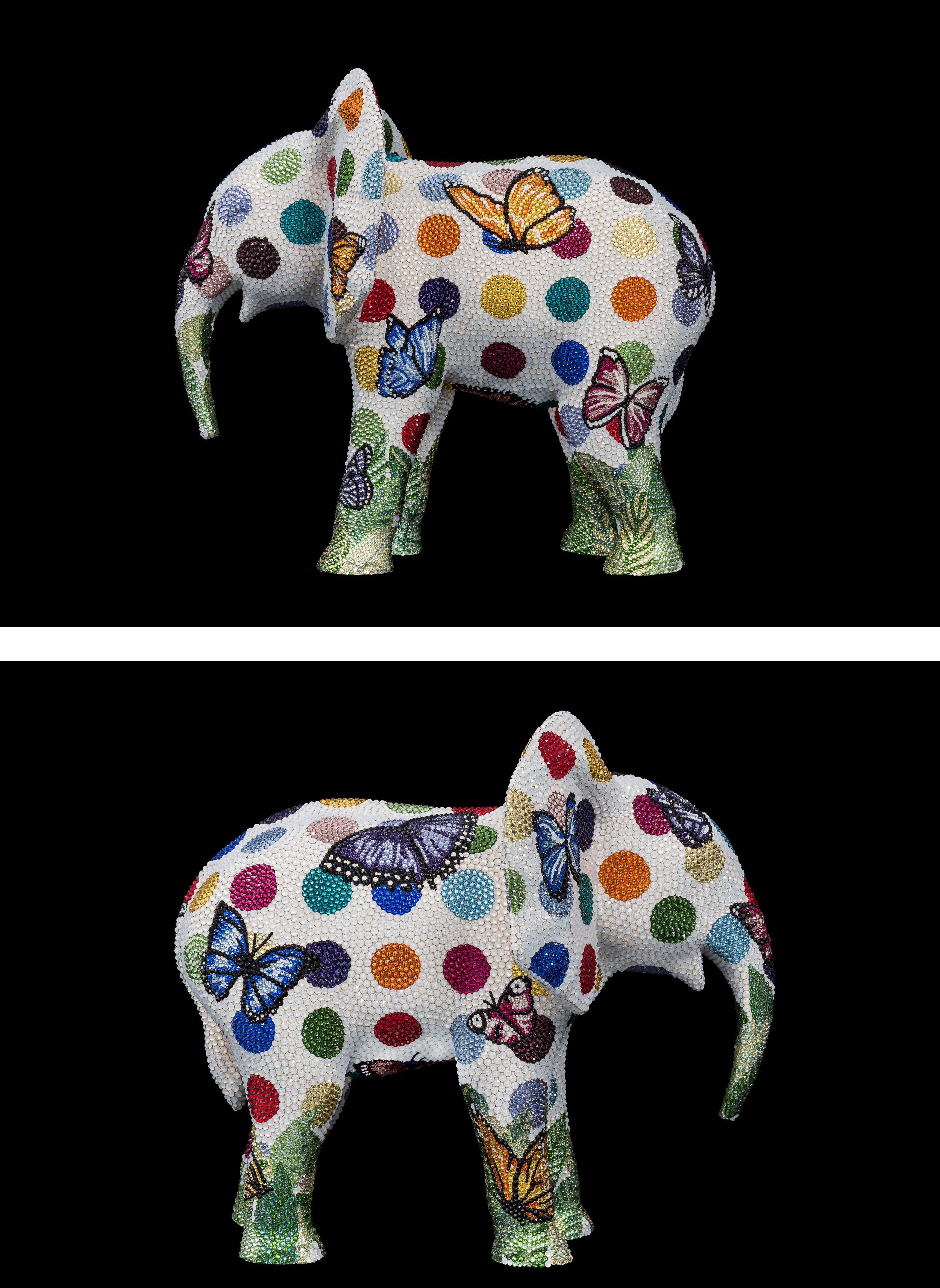 "ELEPHANT Medium ""SUPERFLY II"" feat Hirst"