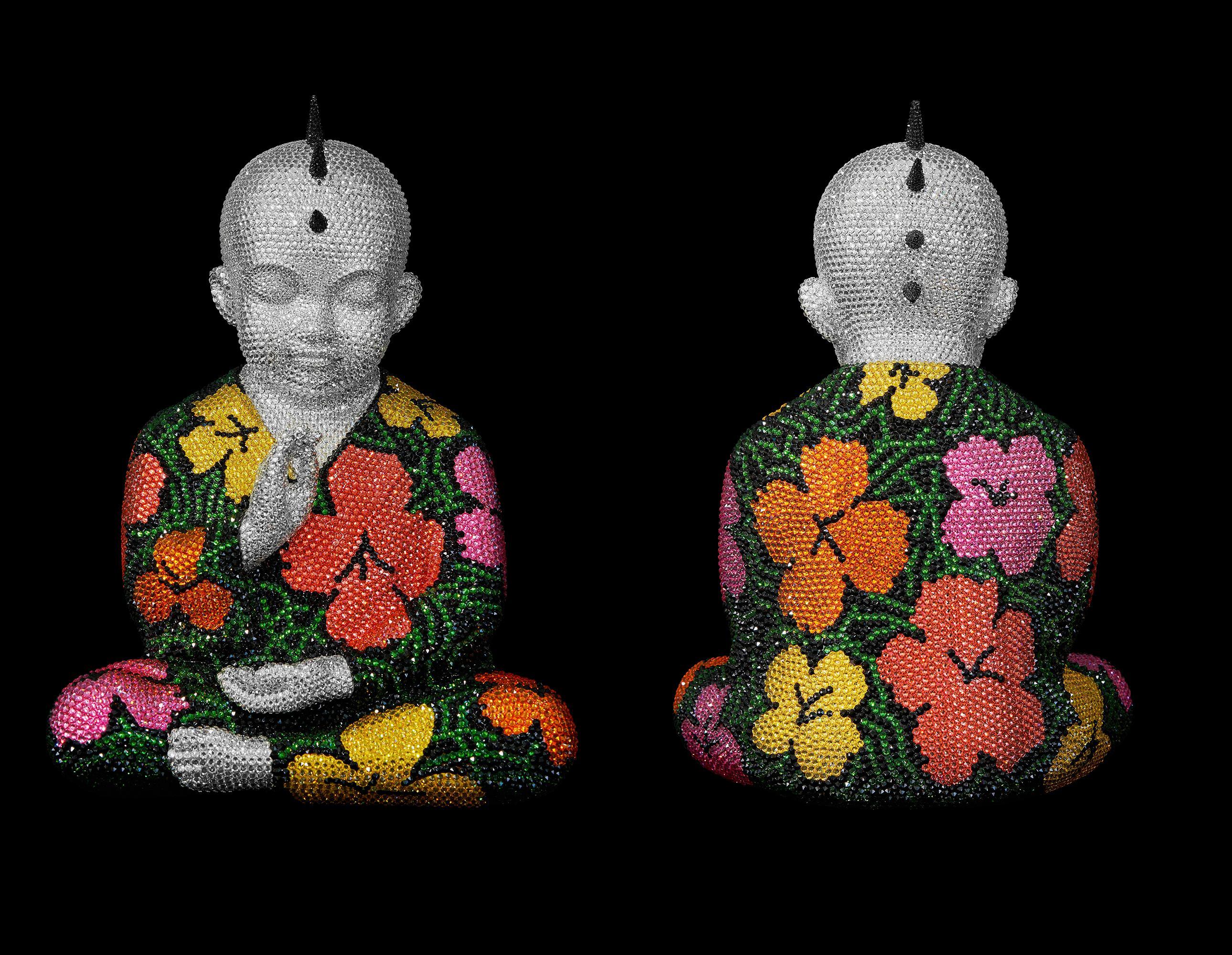"""PUNKBUDDHA Large """"MON CHERIE"""" feat. Warhol"""