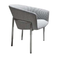 Metro Grey Armchair, by Niels Bendtsen from Bensen