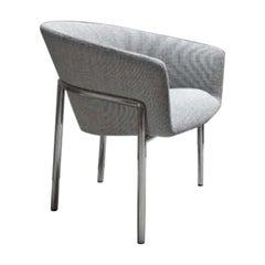 Metro Grey Armchair, by Niels Bendtsen from Bensen