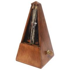 Metronome System Paquet 1815 and Johan Maelzel 1846