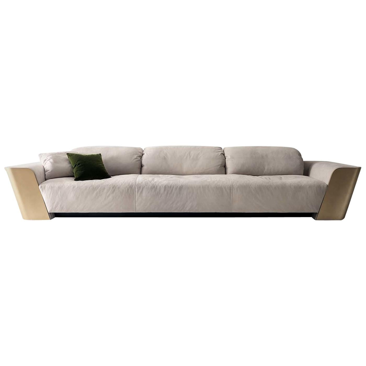 Metropol Sofa by Cesare Arosio