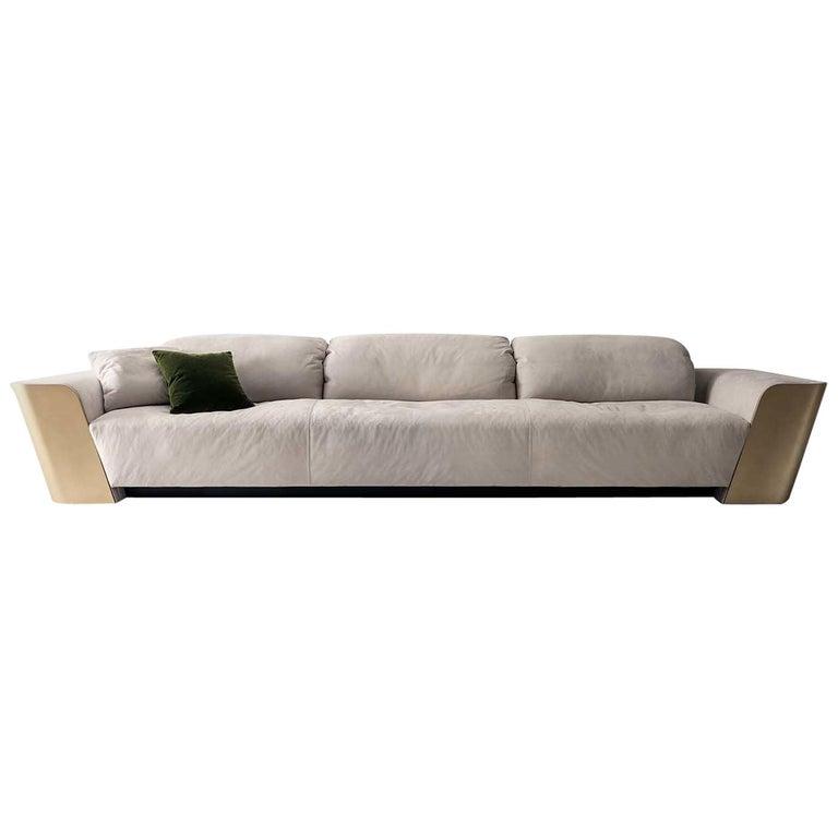 Metropol Sofa by Cesare Arosio For Sale