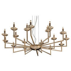 Metropolitan 18-Light Chandelier