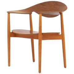 Metropolitan Chair by Ejnar Larsen & Aksel Bender Madsen