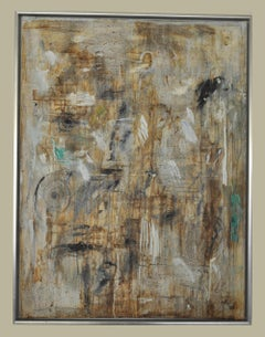Contemporary Danish painting by Mette Birckner