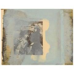 Mette Gitz-Johansen, Denmark, Mixed Media, Composition, Dated 1997