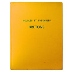 Meubles et Ensembles Bretons by Stany Gauthier, First Edition