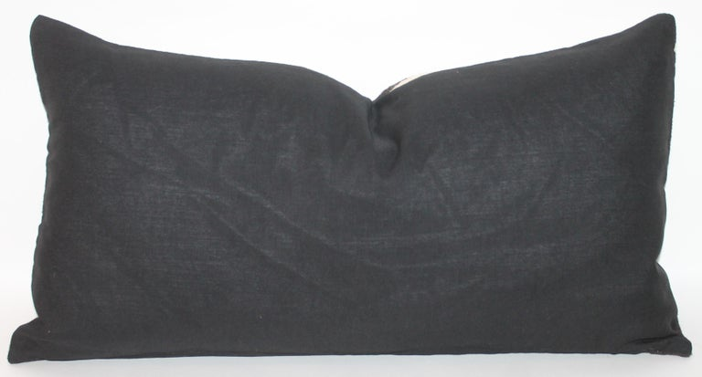 Mid-20th Century Mexican / American Indian Weaving Pillow For Sale