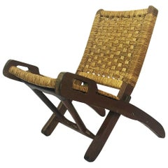 Mexican Children Folding Chair by Muebles Toluca