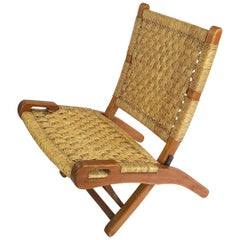 Mexican Folding Chair by Muebles Toluca