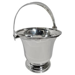 Mexican Modern Sterling Silver Ice Bucket