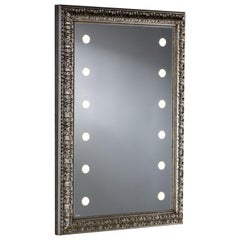 MF Rectangular Lighted Wall Mirror