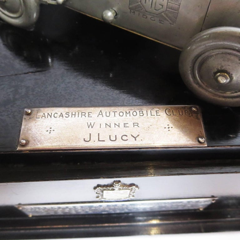 M.G. Car Club Award from Blackpool Motor Rally, 1936 For Sale 3