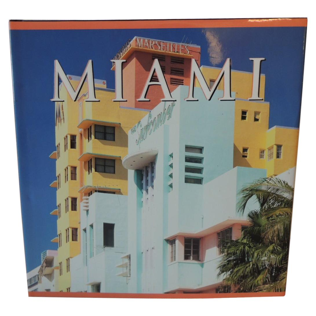 Miami Hardcover Decorating Book by Helen Stortini
