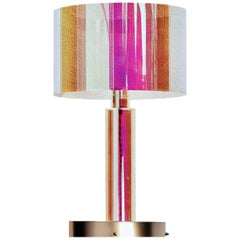 Miami Pink Table Lamp by Brajak Vitberg