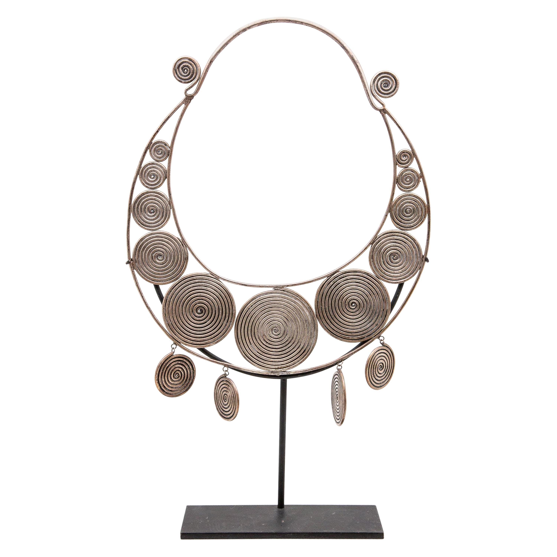 Miao Minority Tribe Necklace