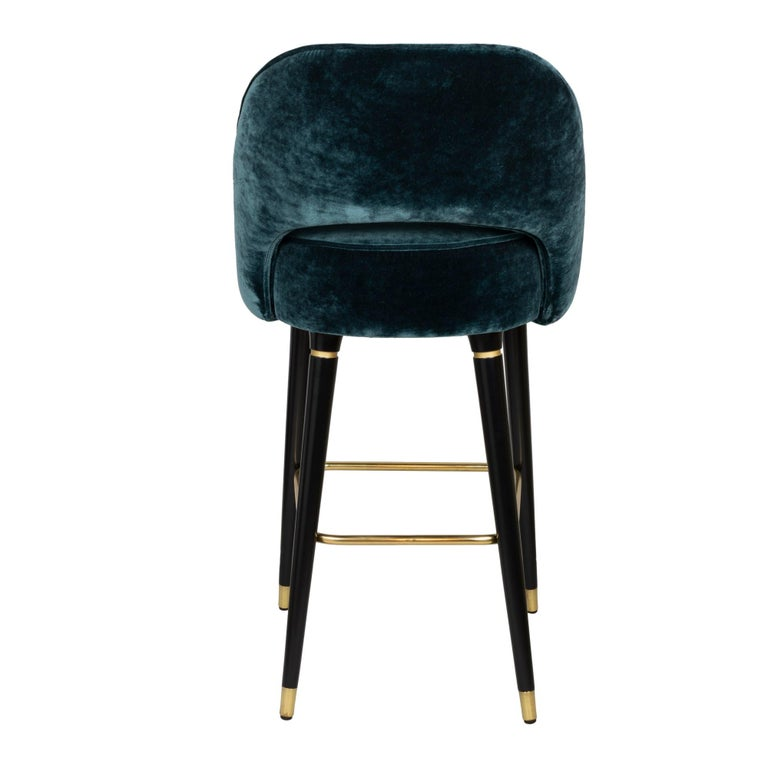 Contemporary Mich Bar or Counter Stool For Sale